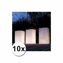 10 candle bags blanco 26
