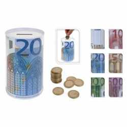 100 eurobiljet spaarpot 13