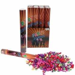 10x confetti kanon kleuren 40