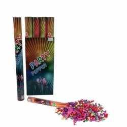 10x confetti kanon kleuren 60