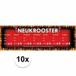 10x sticky devil neukrooster