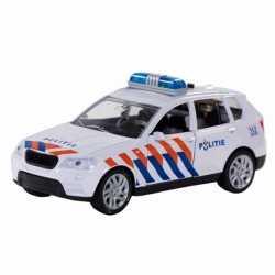 112 Politieauto licht geluid