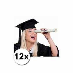 12 luxe afstudeer hoedjes