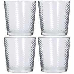 12x drinkglazen/waterglazen 250 ml