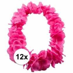 12x hawaii slinger neon roze