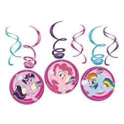 12x stuks my little pony rotorspiralen