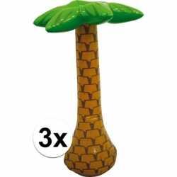 3 opblaasbare palmbomen 65
