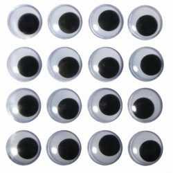 Aannaaibare wiebel oogjes 8 mm