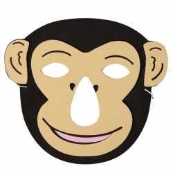 Aap foam masker kinderen