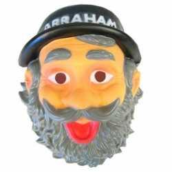 Abraham masker hoedje