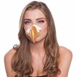 Adelaar dierenneus masker volwassenen