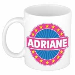 Adriane naam koffie mok / beker 300 ml