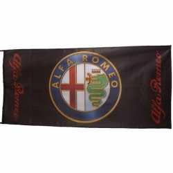 Alfa romeo vlag 150 bij 75