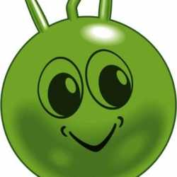 Alien figuur ballon