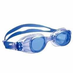 Anti chloor zwembril blauw jongens