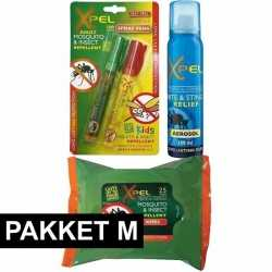 Anti muggen preventie behandel pakket medium