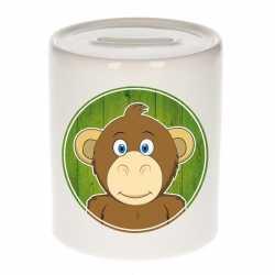 Apen spaarpot kinderen 9