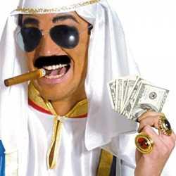 Arabieren verkleed setje