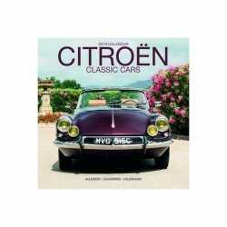 Auto kalender 2019 citro?n classic cars