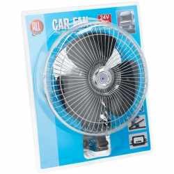 Auto ventilator 25 24v aansluiting klem