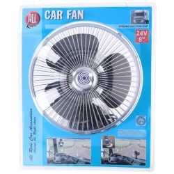 Auto ventilator sterke zuignap 24v