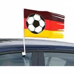 Autoraamvlag Duitsland franjes
