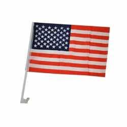 Autovlag amerika 30 bij 45