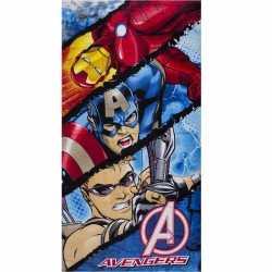 Avengers badlaken 70 bij 140 type 2