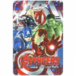 Avengers fleece deken jongens
