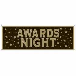 Awards night banner 150 bij 53