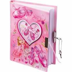 Ballerina dagboek slot