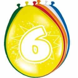 Ballonnen 6 jaar