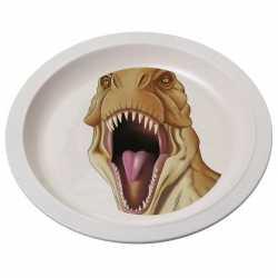 Bamboe ontbijtbord t rex kinderen 21
