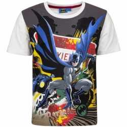 Batman t shirt witte mouw