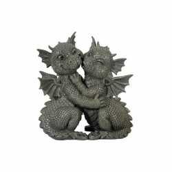 Beeld kussende draken 26