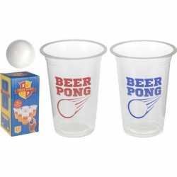Beer pong spel 14 delig