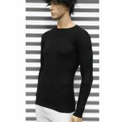 Beeren thermo shirt lange mouw zwart