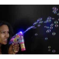 Bellenblaas pistool LED licht