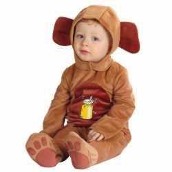 Beren kostuum baby's