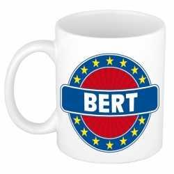 Bert naam koffie mok / beker 300 ml