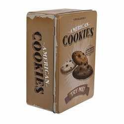 Bewaarblik american cookies bruin 22