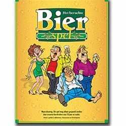 Bier spel echte liefhebbers