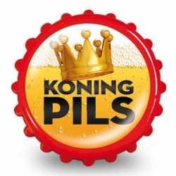 Bierdop flesopener koning pils