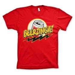 Big Bang Theory Beerzinga t-shirt