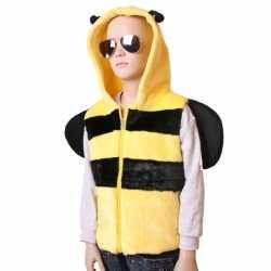Bijen bodywarmer kids