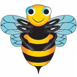 Bijen vlieger 76 bij 112