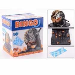Bingo spel molen bingokaarten