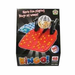 Bingo spel molen