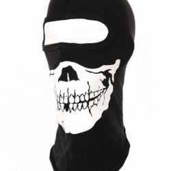 Bivakmuts skelet