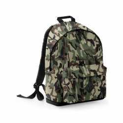 Camouflage rugzak 42